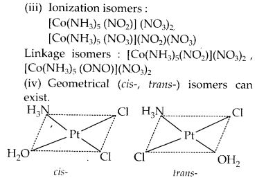 NCERT Solutions for Class 12 Chemistry Chapter 9 Coordination Compounds 6