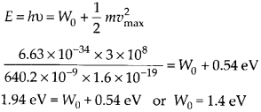 NCERT Solutions for Class 12 Physics Chapter 11 Dual Nature of Radiation and Matter 45