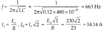 NCERT Solutions for Class 12 Physics Chapter 7 Alternating Current 48