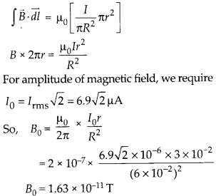 NCERT Solutions for Class 12 Physics Chapter 8 Electromagnetic Waves 9
