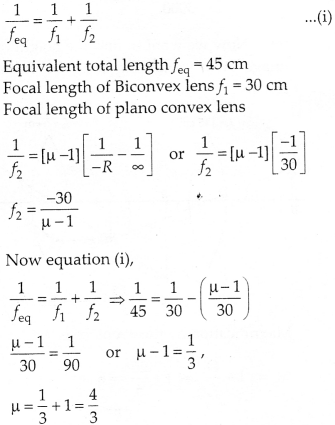 NCERT Solutions for Class 12 Physics Chapter 9 Ray Optics and Optical Instruments 95