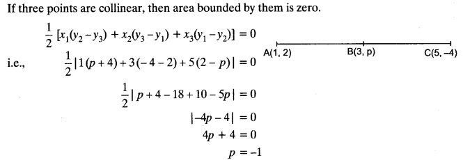 Coordinate Geometry Class 10 Maths CBSE Important Questions With Solutions 101
