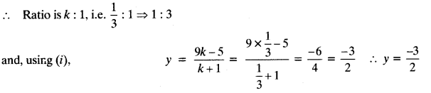 Coordinate Geometry Class 10 Maths CBSE Important Questions With Solutions 142