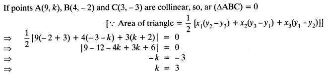 Coordinate Geometry Class 10 Maths CBSE Important Questions With Solutions 143
