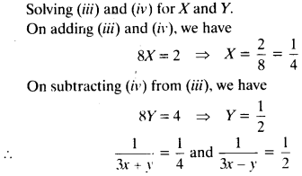 NCERT Solutions for Class 10 Maths Chapter 3 Pair of Linear Equations in Two Variables e6 13