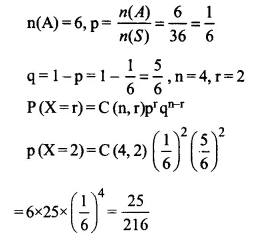 NCERT Solutions for Class 12 Maths Chapter 13 Probability Ex 13.5 Q3.1
