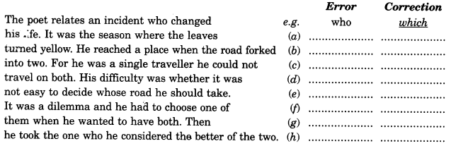 Clauses Exercises for Class 11 CBSE With Answers - English Grammar image - 3