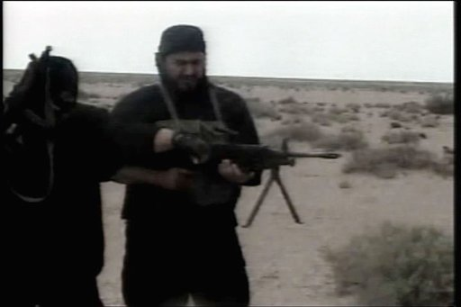 Zarqawi fumbling