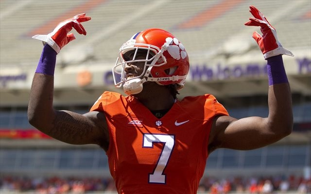 Image result for mike williams clemson