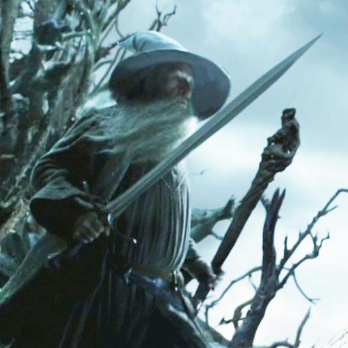 Glamdring  Hobbit Version  Sword of Gandalf