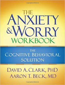 Books: Anxiety and Worry Workbook