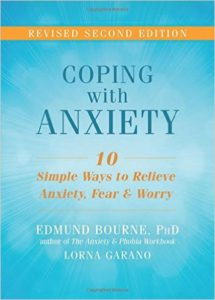 Books: Coping with Anxiety
