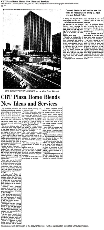 Hartford Courant Archives