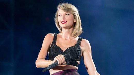 Vuelve toda la discografía de Taylor Swift a Spotify