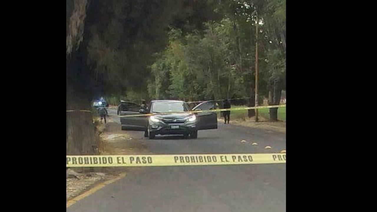 Asesinan a jefe de Seguridad Física de Pemex en Salamanca