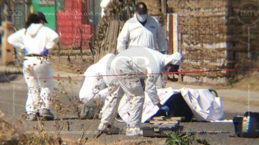 Asesinan a balazos a un hombre en Metrópolis