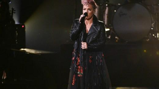 Pink será la encargada de cantar el himno de EE.UU en el Súper Bowl