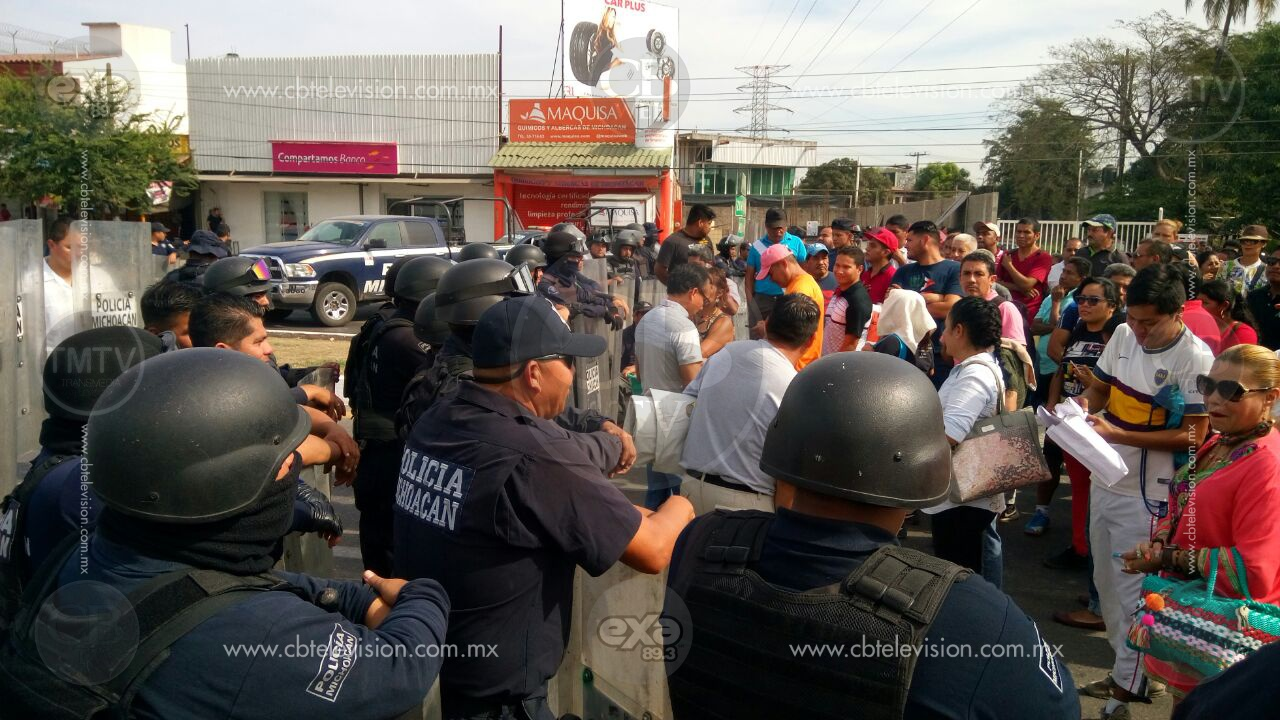 La CNTE va a paro, a partir del miércoles en Michoacán