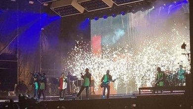 Más de 35 mil personas disfrutaron de Bruno Mars en Monterrey