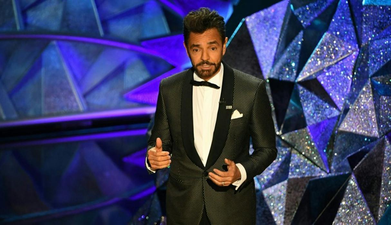 Del Toro le pide mariachi a Derbez para celebrar el Oscar