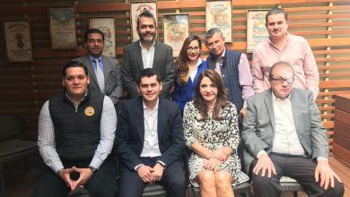 Se reúne Alianza Multimedia Michoacán con Antonio Ixtláhuac