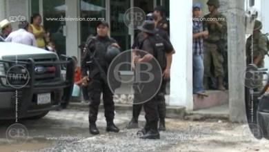Golpeaba a una mujer y lo captura la Policía Michoacán