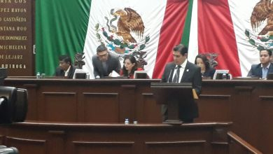 Congreso de Michoacán se niega a incluir exhortó para el esclarecimiento del asesinato de la candidata en la orden del día
