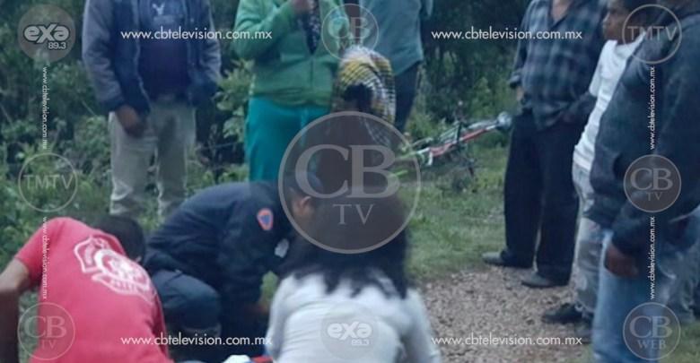 Niño lesiona con un rifle a otro menor de edad