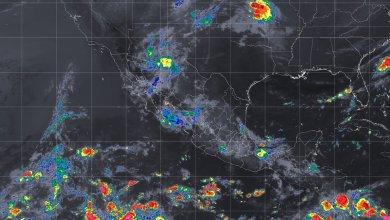 Clima: Continúan las tormentas en el país