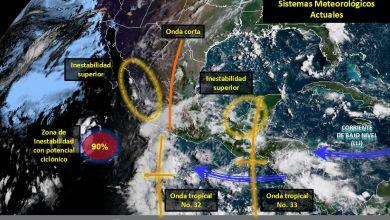 Clima: Se prevén tormentas intensas en Michoacán