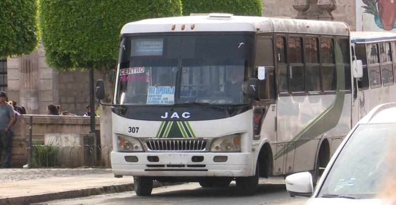 Debido al aumento de la tarifa en el transporte público, Ciudadana pide mejoras en las unidades