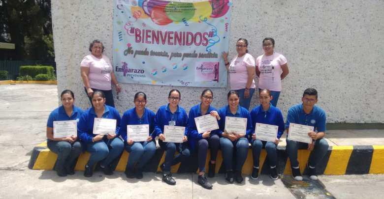 """Fortalece IMSS Michoacán la estrategia """"Embarazo prevenimss"""""""