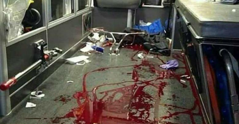 """""""El día que comprendas lo que llegamos a ver y hacer en una ambulancia vas a darte cuenta de que si t"""