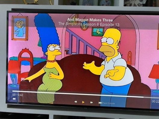Después de 23 años de haberse estrenado uno de los episodios de la serie
