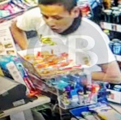 Joven empistolado huye tras asaltar tienda en la Av. Pedregal, Morelia