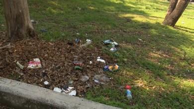 Denuncia Ciudadana: Parque en la colonia Juana Pavón, afectado por basura y graffiti