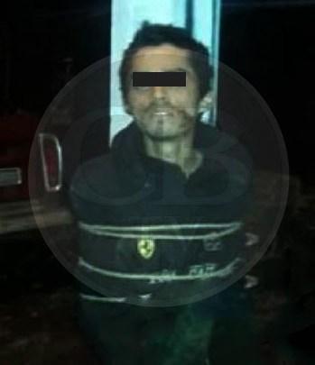 Presunto asaltante es atrapado, golpeado y amarrado a un poste en Uruapan