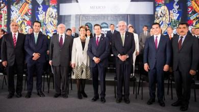 Celebra Enrique Peña Nieto el 75 Aniversario de la Secretaría de Salud