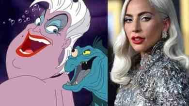 Lady Gaga podría ser 'Úrsula' en el remake de 'La Sirenita'