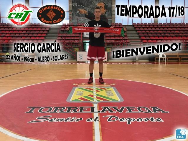 Fichaje Sergio García