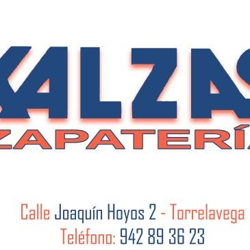 #PatrocinadorCBT – Kalzas Zapatería