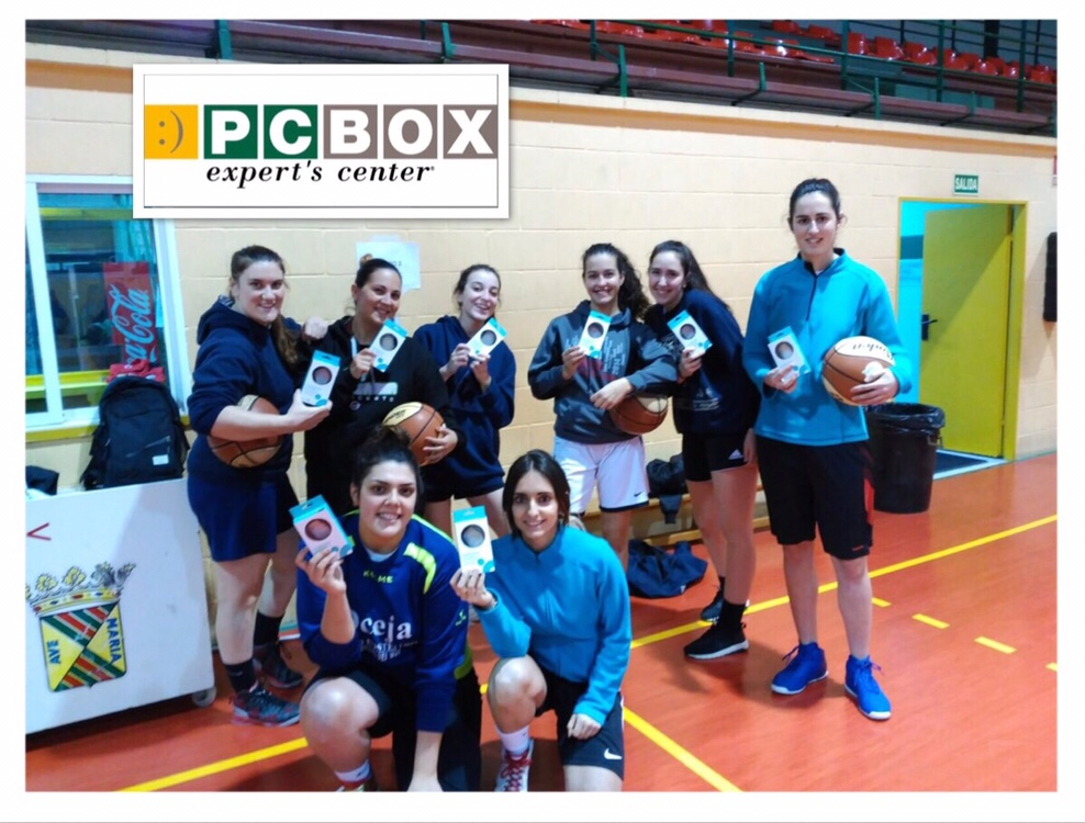 Regalo de PCBox al Sénior Femenino