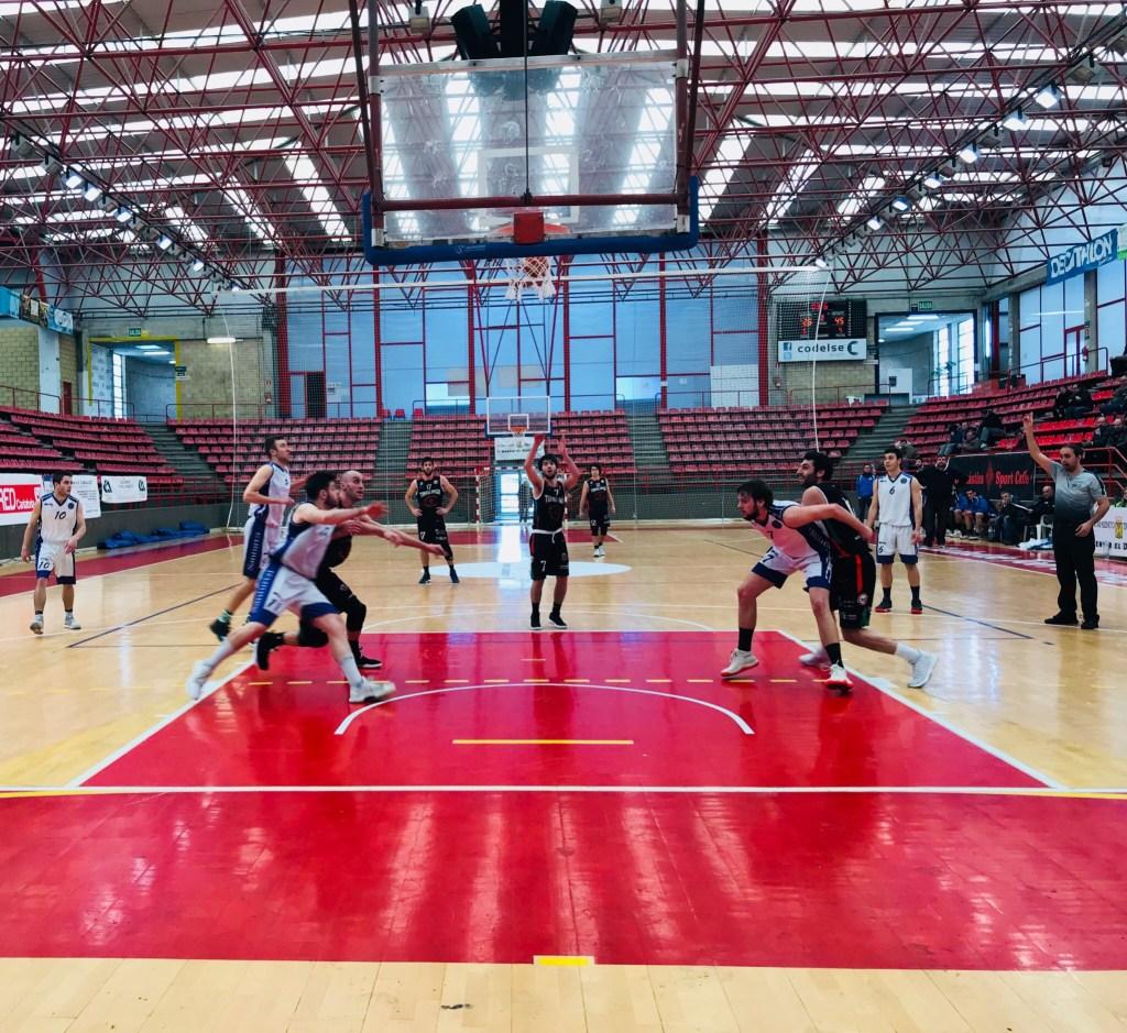 CBT Gimnástica Sport-Café vs. CB Santurtzi SK