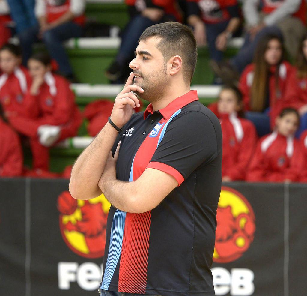 Álex González será el nuevo entrenador del CBT Torrelavega.