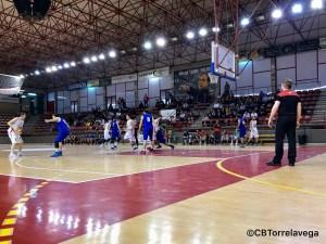CBT Torrelavega A vs. La Paz Torrelavega