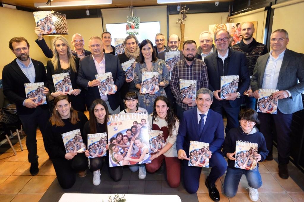 Presentación XVI Anuario Federación Cántabra