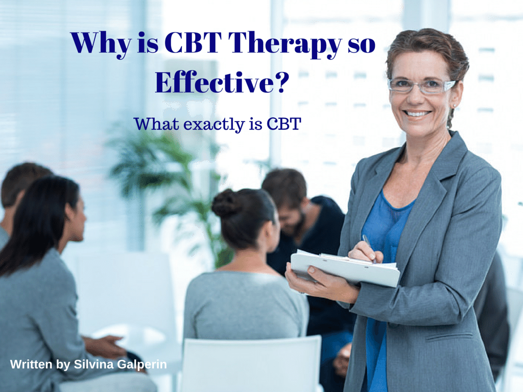 Why Is Cbt Therapy So Effective