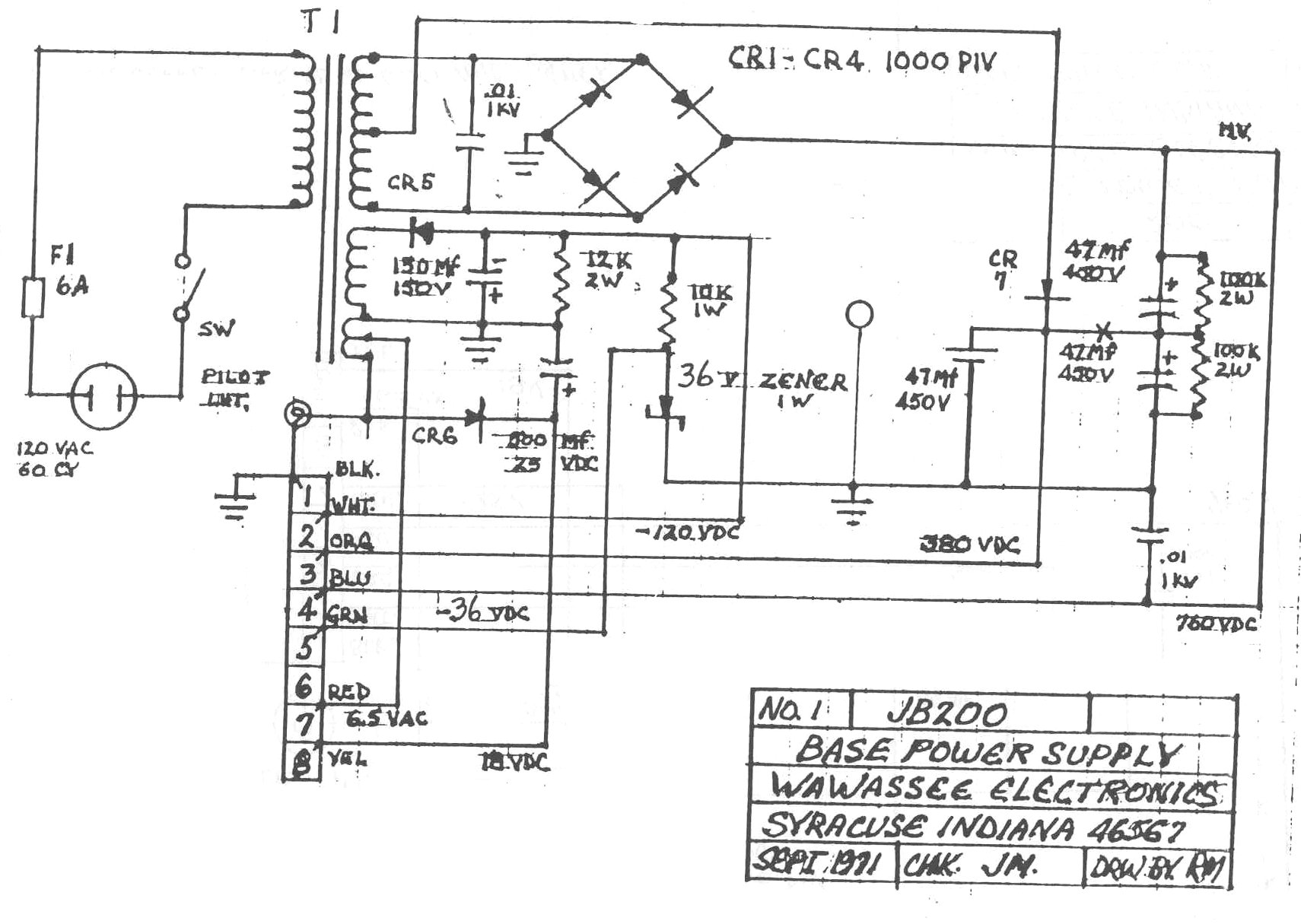 hight resolution of jb 200 power supply schematic