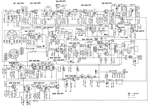 small resolution of cb diagram st wiring e1mw050 wiring library cb microphone wiring diagram browning sst cb radio wiring diagrams