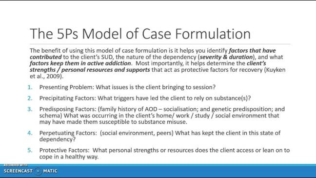 case formulation template - case formulation archives cbt watch
